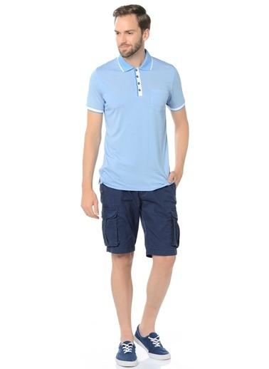 Altimod Man Tişört Mavi